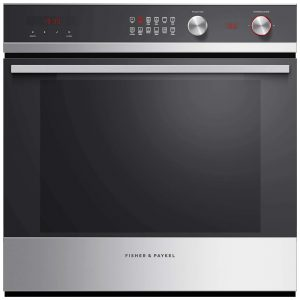 Fisher Paykel OB60SD11PX1 Built In Multifunction Pyrolytic Single Oven – STAINLESS STEEL