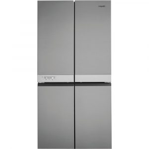 Hotpoint HQ9B1L French Style 4 Door Jupiter Fridge Freezer – STAINLESS STEEL