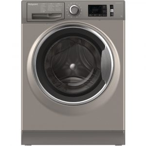 Hotpoint NM11946GCA 9kg ActiveCare Washing Machine 1400rpm – GRAPHITE