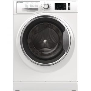 Hotpoint NM11946WCA 9kg ActiveCare Washing Machine 1400rpm – WHITE