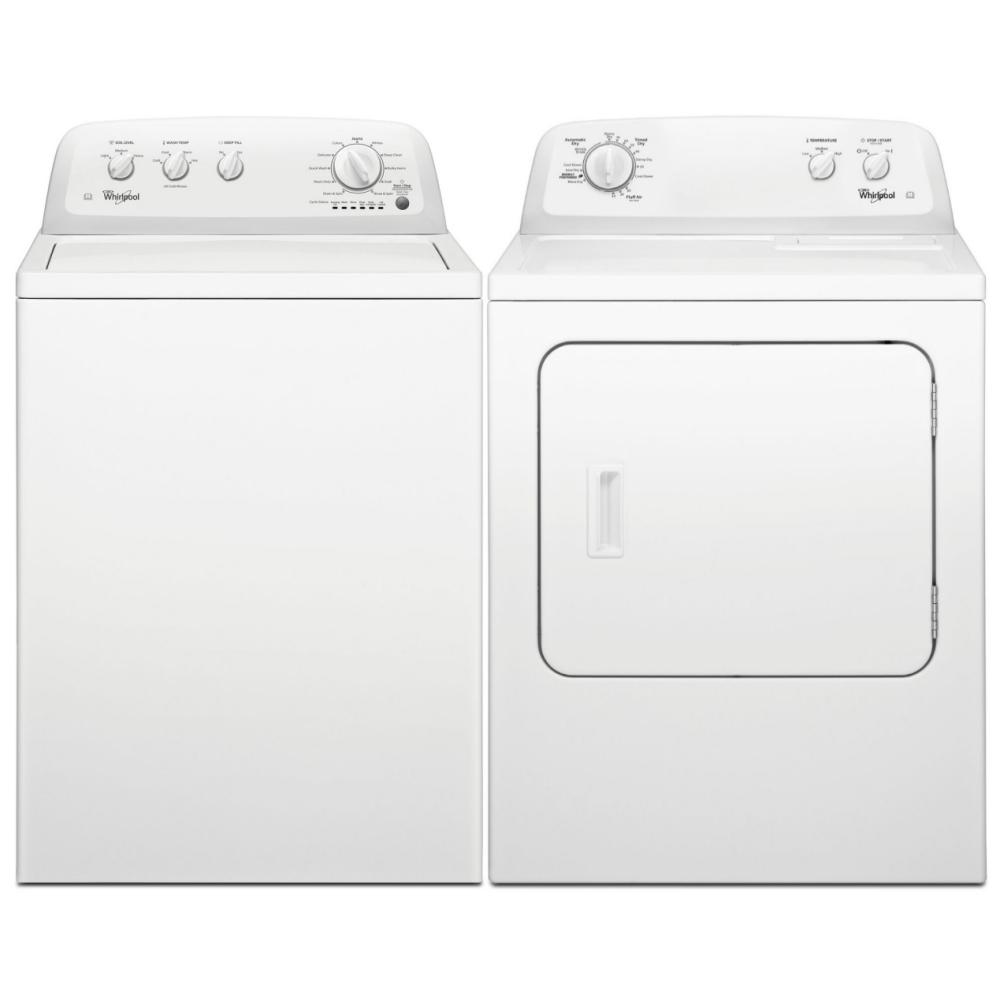 Whirlpool 3lwtw4705fw 3lwed4705fw 15kg American Washing