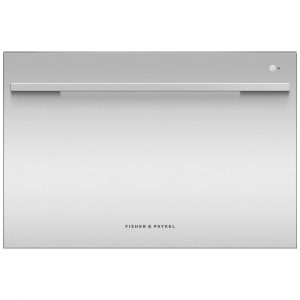 Fisher Paykel DD60SDFHX9 Designer Series Flat Single Dishdrawer – STAINLESS STEEL