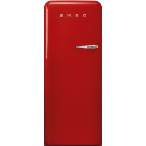 Smeg FAB28LRD3UK Retro Refrigerator Left Hand Hinge – RED