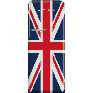 Smeg FAB28RDUJ3UK Retro Refrigerator Right Hand Hinge – UNION JACK