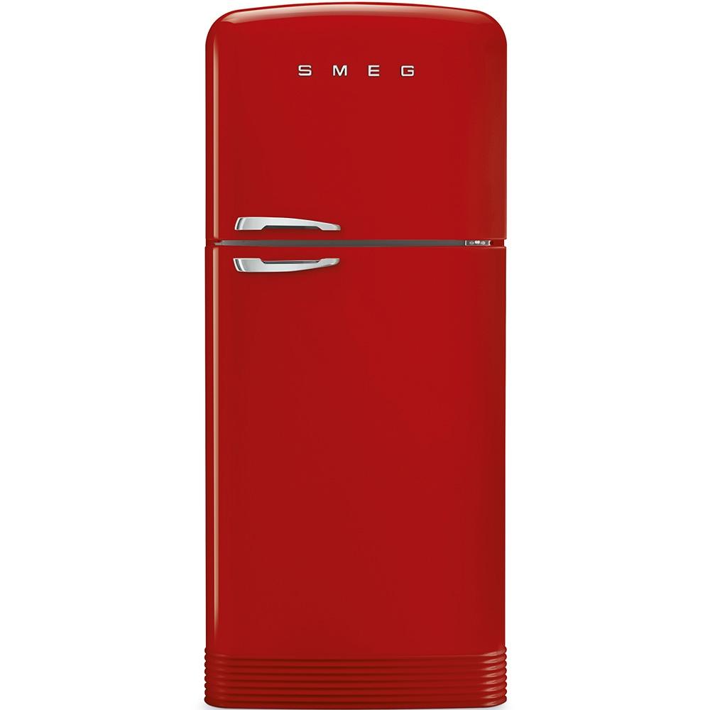 smeg fab50rrd retro top mount frost free fridge freezer. Black Bedroom Furniture Sets. Home Design Ideas