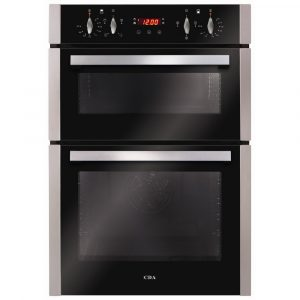 CDA DC940SS-4 Built In Electric Double Oven – STAINLESS STEEL