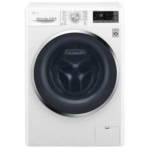 LG FH4U2TDN1W 8kg Direct Drive Titan Washing Machine 1400rpm – WHITE - WHITE