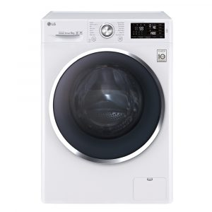 LG FH4U2VCN1 9kg Direct Drive Washing Machine 1400rpm - WHITE