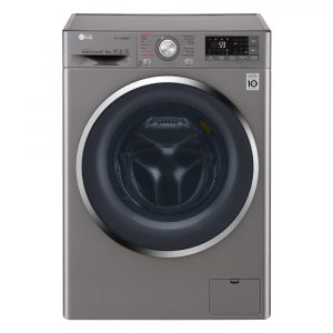 LG F4J8FH2S 9kg Direct Drive True Steam Washer Dryer 1400rpm – STAINLESS STEEL - STAINLESS STEEL