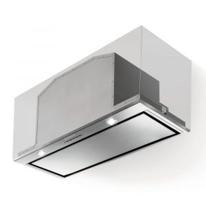 Miele DA2668 58cm Integrated Canopy Hood – STAINLESS STEEL
