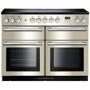 Rangemaster NEXSE110EIIV/C Nexus SE 110 Induction Range Cooker 118260 – IVORY