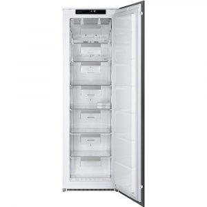 Smeg UKS7220FNDP1 178cm Integrated In Column Frost Free Freezer