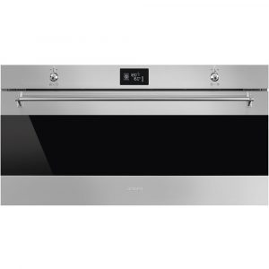 Smeg SFR9390X 90cm Classic 48cm High Multifunction Single Oven – STAINLESS STEEL