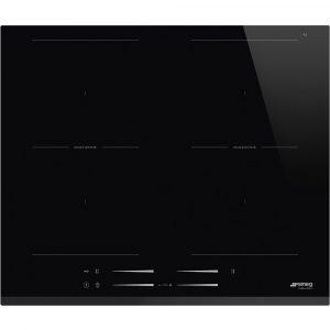 Smeg SI2M7643B 60cm Linea Multizone Induction Hob – BLACK