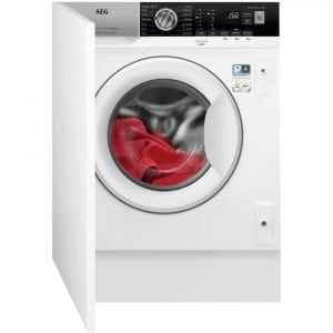 AEG L7FE7461BI 7kg Fully Integrated Steam Washing Machine