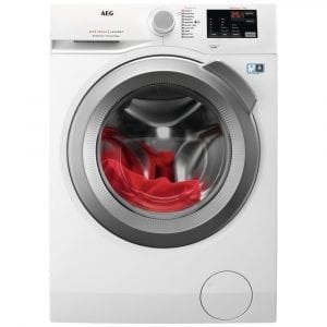 AEG L6FBI842N 8kg Washing Machine 1400rpm – WHITE