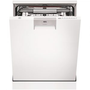 AEG FFE63806PW 60cm Freestanding ComfortLift Dishwasher – WHITE