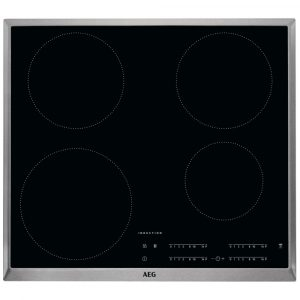 AEG IKB64401XB 60cm 4 Zone Induction Hob – STAINLESS STEEL