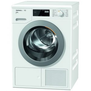 Miele TCH620WP 9kg T1 Heat Pump Condenser Dryer – WHITE