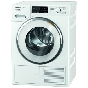 Miele TWJ680WP 9kg T1 Heat Pump Condenser Dryer – WHITE