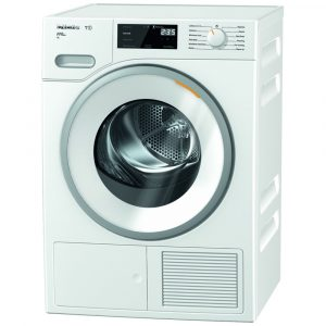 Miele TWH620WP 9kg T1 Heat Pump Condenser Dryer – WHITE