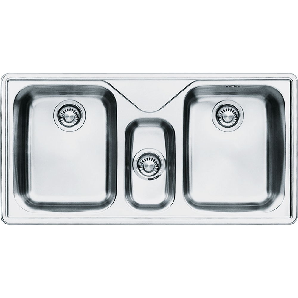 Image of Franke ARX670 Ariane 2.5 Bowl Sink - STAINLESS STEEL