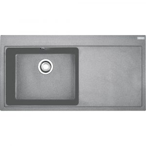 Franke MTG611 RHD SG Mythos Fragranite Sink Right Hand Drainer – GREY