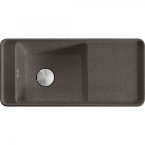 Franke SYG611 CGR Style Fragranite Single Bowl Reversible Sink – COPPER
