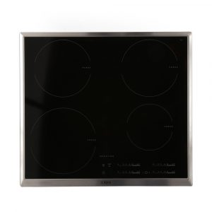 Neff T56FT60X0 60cm FlexInduction Hob with TwistPad control – BLACK