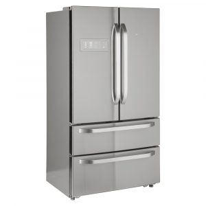 Hotpoint FFUXL4D 4 Door Frost Free Fridge Freezer – STAINLESS STEEL