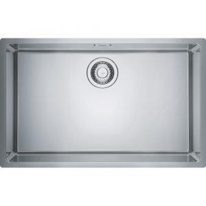 Franke MRX110-70 Maris Bowl Single Bowl Undermount Sink – STAINLESS STEEL