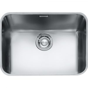 Franke LAX110 50 Largo Single Bowl Undermount Sink – STAINLESS STEEL