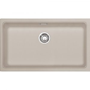 Franke KBG110 70 CO Kubus Single Bowl Undermount Sink – COFFEE