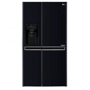 LG GSL750WBXV American Style Fridge Freezer With Ice & Water – BLACK