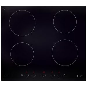 Caple C843I 59cm Frameless Induction Hob – BLACK