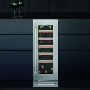 Caple WI3150 30cm Undercounter Wine Cooler – STAINLESS STEEL