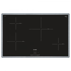 Bosch PIE845BB1E Serie 6 80cm Induction Hob – STAINLESS STEEL