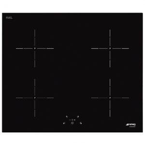 Smeg SI564DUK 60cm Induction Hob 13 Amp – BLACK