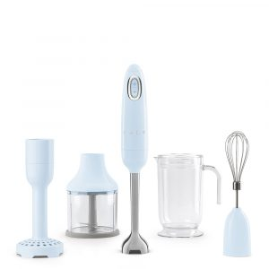 Smeg HBF02CRUK Retro Hand Blender – CREAM