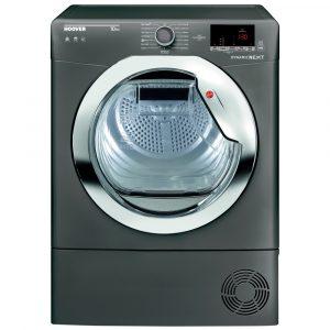 Hoover DXC10DCER 10kg Condenser Dryer – GRAPHITE