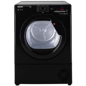 Hoover DXC9DGB 9kg Condenser Dryer – BLACK