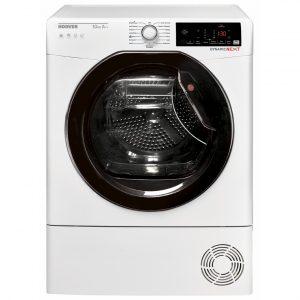 Hoover DXWH10A2TKE 10kg Heat Pump Condenser Dryer – WHITE