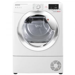 Hoover DXWH11A2DCEXM 11kg Heat Pump Condenser Dryer – WHITE