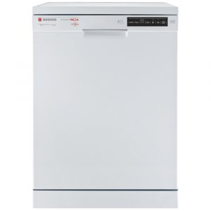 Hoover HDP3D062DW 60cm Freestanding Dishwasher – WHITE