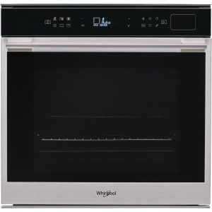 Whirlpool W7OS44S1P Built In Pyrolytic Single Multifunction Oven – STAINLESS STEEL