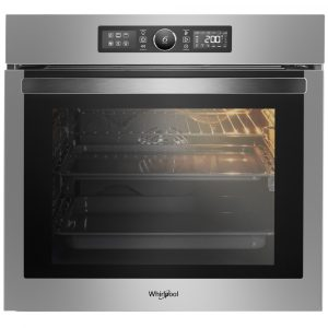 Whirlpool AKZ96220IX Built In Single Multifunction Oven – STAINLESS STEEL