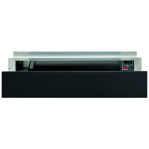 Whirlpool W1114 13cm Warming Drawer – BLACK