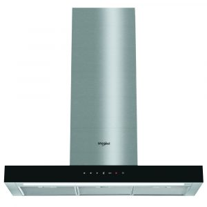 Whirlpool WHBS92FLTK 90cm Chimney Hood – BLACK