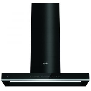 Whirlpool WHSS90FLTCK 90cm Chimney Hood – BLACK