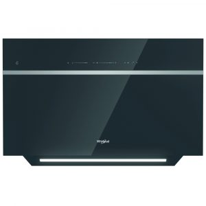 Whirlpool WHVS90FLTCK 90cm Chimney Hood – BLACK